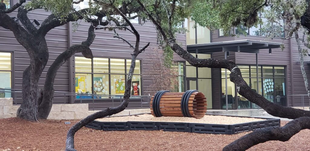 Barrel swing