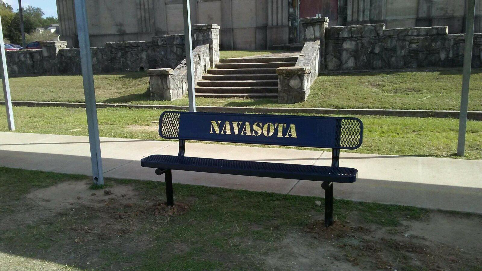 Navasota bench