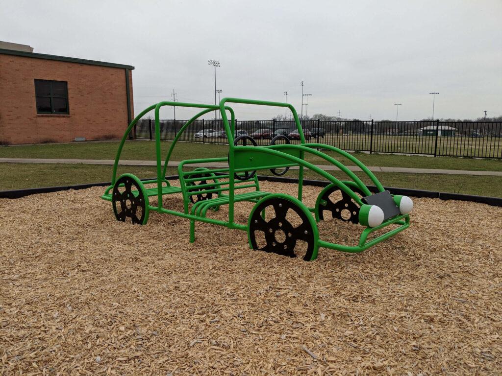 car playground